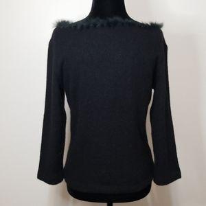cristina gavioli Sweaters - Cristina Gavioli angora blend sweater.